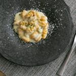 MONO - 安納芋のニョッキ ゴルゴンゾーラとマスカルポーネのソース
