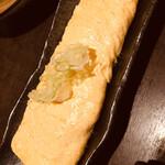 情熱九州酒場 とらえもん - 明太チーズ出汁巻卵