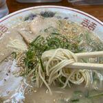 ラーメン大吉 - 麺はカタ