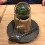 鮨 酒 肴 杉玉 - ポテトサラダ!
