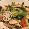 庭園LaLa - 料理写真:季節の14品目サラダ!