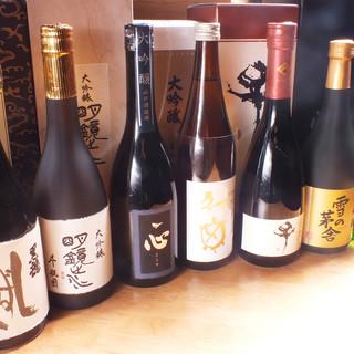 日本酒とお料理のペアリングを提案!