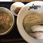 らーめんstyle JUNK STORY - 料理写真:塩つけ麺(250g) 1,000円