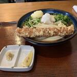 Sanukiudonharushin - 盛り盛りの2玉w