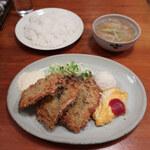 キッチン・オバサン - いわしフライ