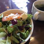 カフェ・ド・セラ - ランチサラダ&スープ
