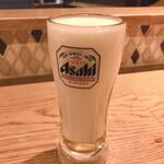 道頓堀クラフトビア醸造所 - ミルコ!ビールの泡!