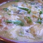 ポルチ - 鶏肉のカヴァ煮込み