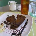ポルチ - パンプキンチョコレートケーキ