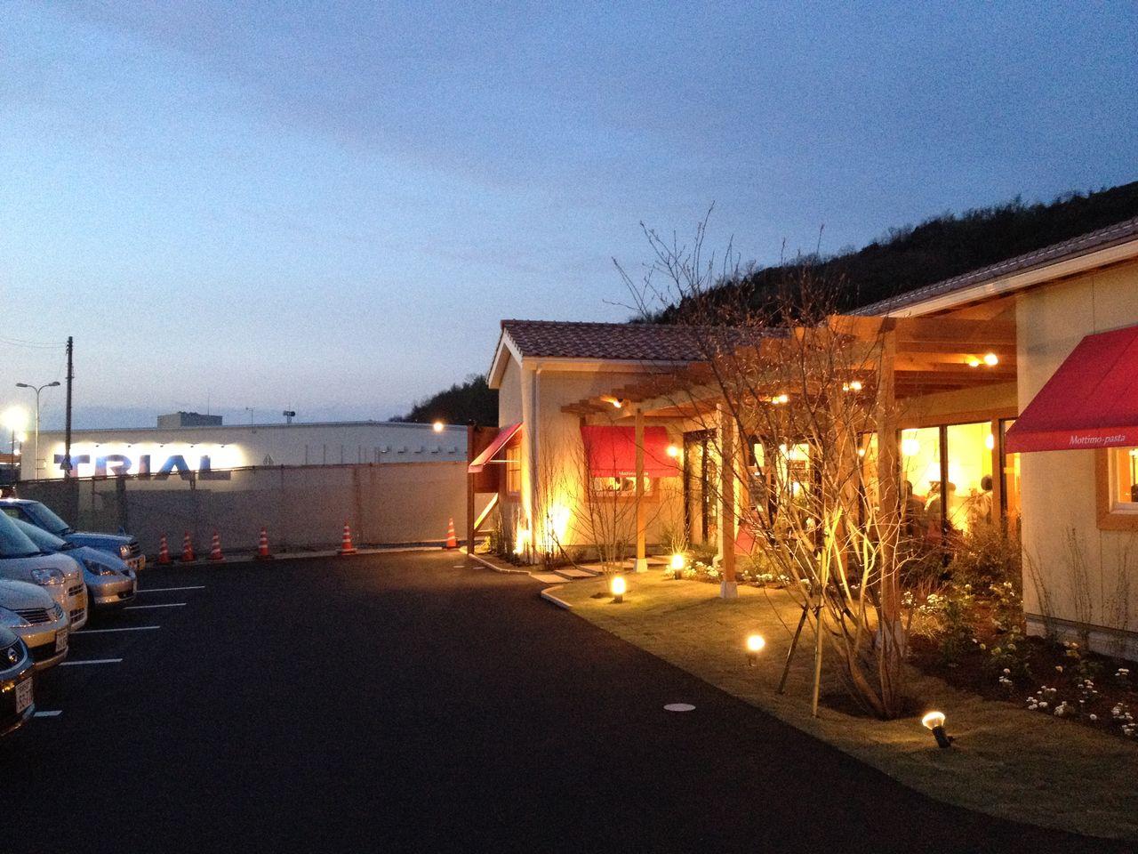 モッチモパスタ 松江店