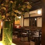 かまだ茶寮 月虹 - 築80年 古民家の落ち着いた空間