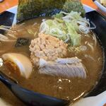 つけ麺 おんのじ - 「納豆節つけ麺」