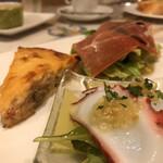 ラ・ポンテ - 料理写真:前菜盛り合わせ