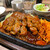 熔岩焼1ポンドステーキと手ごねハンバーグ ステーキステーキ - 料理写真:ステーキ屋さんの厚切りトンテキ(税込 1,000円)