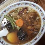 なにや - 豚角煮麺(やわらか仕上げ)900円