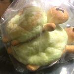 小麦畑松林堂 - 2020/01/22 夕方サービス 4品500円 亀の親子パン