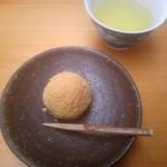 仲佐 - 蕎麦饅頭