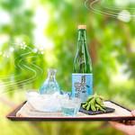 京都タワー サンド バル - 【夏限定】ひんやり涼しい京の地酒
