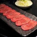肉 久茂地 - 並塩タン