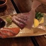魚と酒と串 ちろり -