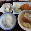yamadaudonshokudou - 料理写真:豚汁定食(690円)