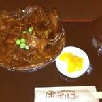 函館朝市豚丼ポルコ - 2012/04