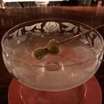 バー サード コルク - Martini