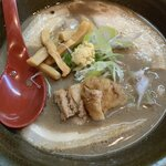 にぼしらーめん88 - 煮干しラーメン(並)¥800