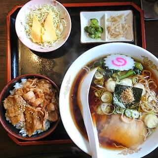 らーめん麺次郎 - 料理写真: