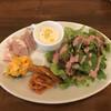 クアドリフォーリオ - 料理写真:前菜盛り合わせ