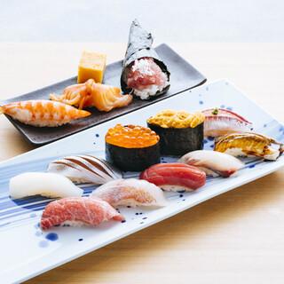 豊洲市場から毎朝仕入れる鮮魚を、一番おいしい食べ方でご提供