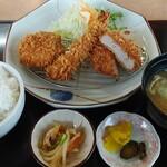 駅前食堂 とみ田 - 料理写真: