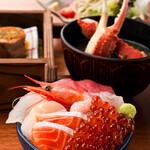 北海道 産直炉端 北の家族 - ◆5000魚