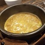 124038520 - カレーつけ麺