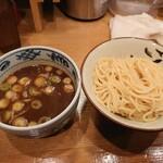 江戸前つけ麺 サスケ - 濃厚つけ麺(並み盛り)
