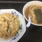 大盛軒 - チャーハン麺(770円)