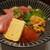 つきじ かんの - 料理写真:中とろ、上ウニ、いくら