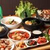 韓国料理 明洞 - 料理写真: