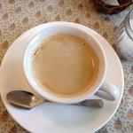 5feet cafe - クレマが浮かぶ美味しいコーヒー
