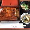 うなぎ 廣瀬 - 料理写真:鰻重桐