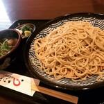 自家製麺 そば心 - 料理写真:鴨ざる
