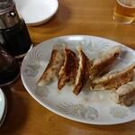 中華料理 喜楽 - 餃子