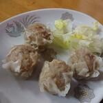 中華料理 喜楽 - 焼売