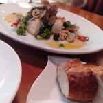 イタリア料理 B-gill - パンとアクアパッツァ