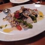 イタリア料理 B-gill - アクアパッツァ