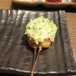 串揚げや もういいかい - 椎茸タルタル