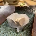 鮨 波づき - 料理写真: