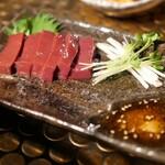 松阪牛一頭流 肉兵衛 - 和牛生レバー