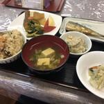 弥生の風 ふれあい茶論 - 料理写真: