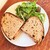 まちのパーラー - 湘南小麦のカンパーニュのサンドイッチ